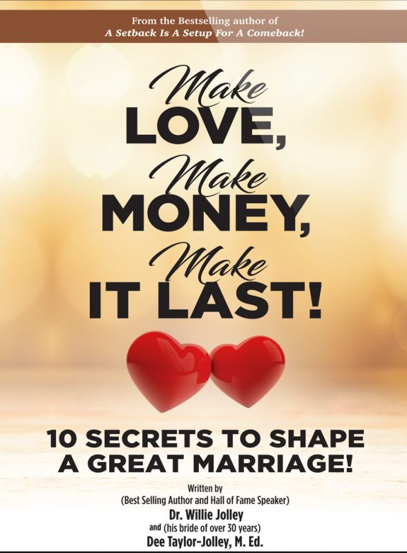 Make Love, Make Money, Make It Last!