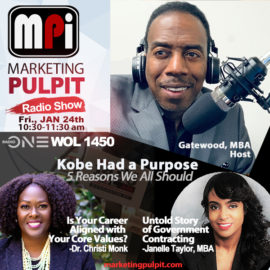 Welcome to Marketing Pulpit ® International Radio & TV